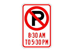 R7-2a Optional Parking Time Limits